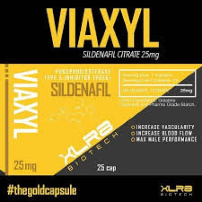 Viaxyl Muscle is the best for fitness and development
