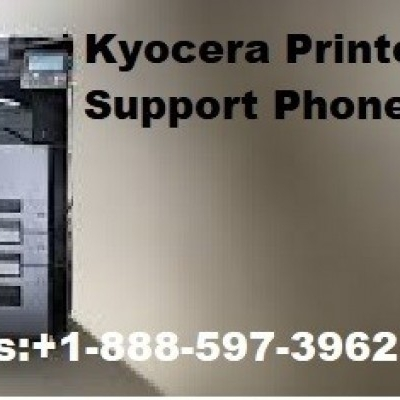 +1-888-597-3962 Kyocera Printer Tech Support Phone Number
