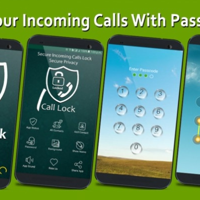 Free SECURE INCOMING CALLS LOCK PRIVACY