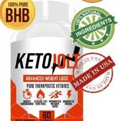 Keto Jolt right here's the way to do it: exercise