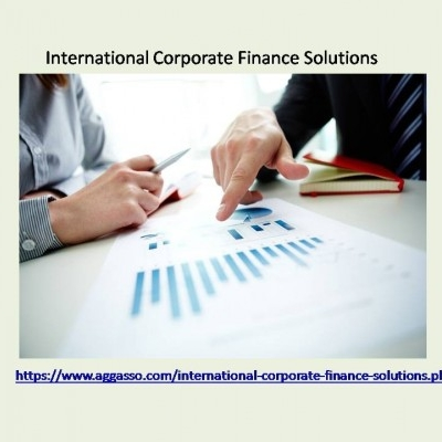 International Corporate Finance Solutions For A New Type Of Economic Development
