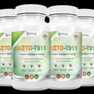 Whate Is Keto T911 ?