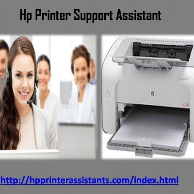 Hp Printer Support Assistant Services For HP Printer Related Issues