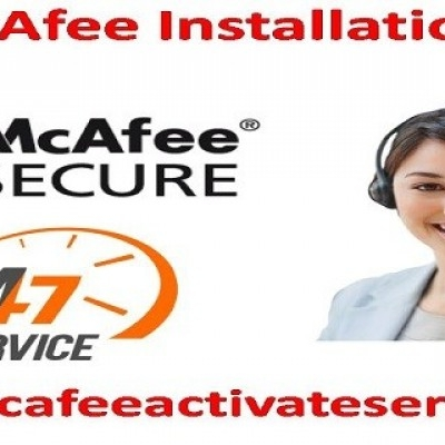 Encounter issues during installation? McAfee Installation