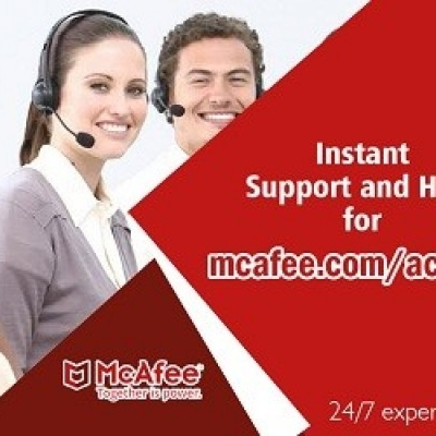 Download and Install your Mcafee Product-mcafee.com/activate