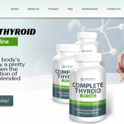 Natural Treatment and Remedies For Thyroid Problem