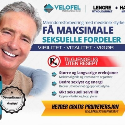 Velofel Norway: Increase Man Power With This Male Enchantment Pills