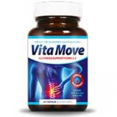 What Are The Active Ingredients VitaMove Supplement ?