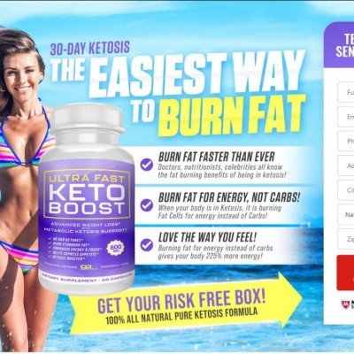 Super Fast Keto Boost Is The Best Product For Weight Loss
