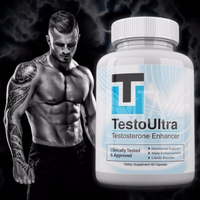 Testo Ultra - Easiest Way To Increase Testosterone & Healthy Fit Body!