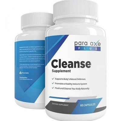 Para Axe Plus Do YOU Have A Parasite In You?