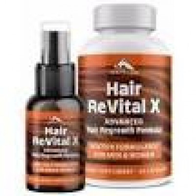 Active ingredients and their work-Hair Revital X!