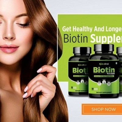 Biotin for nails -: For Smooth, Shiny And Silky Hair !!