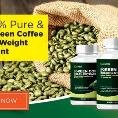 Green coffee capsules for higher metabolism