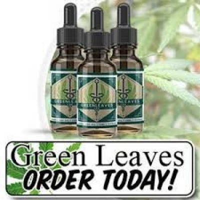 The Manufacturer's Claims About Green Leaves CBD Oil